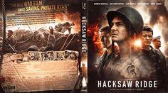 Hacksaw Ridge Blu-ray Custom Cover
