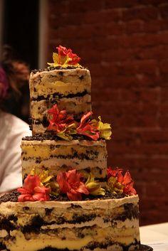 A wedding cake from the Momofuku Milk Bar. at Astor Center. Momofuku Cake, Momofuku Milk Bar, Milk Bar Cake, Vanilla Sugar, Quick Easy Meals, Gingerbread, Wedding Cakes, Dishes, Baking