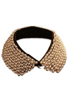 #Romwomen Handmade Pearl Detachable Collar