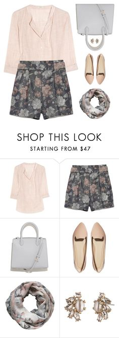 """""""Casually Beautiful"""" by kearalachelle ❤ liked on Polyvore featuring J.Crew, ASOS, Alva-Norge and Marchesa"""