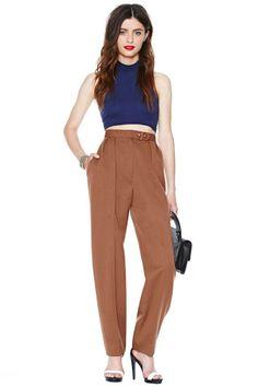 23b0f5a69d7f Christian Dior Wool Trousers