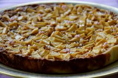 Apple-Toffee-Tarte