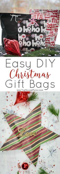 Easy DIY Christmas G