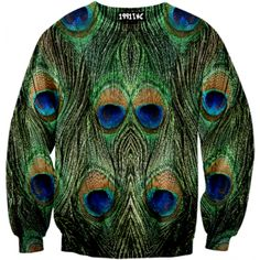 Peacock Sweater by 1991 Inc