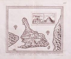 ISLAND BALI ILE DE BALY OU PETITE JAVA / Jacob van der Schley (1715-1779)