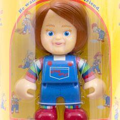 CHILD'S PLAY 2 Chucky Good Guys Collection Toy Figure Normal Ver. JAPAN SEGA #SEGA