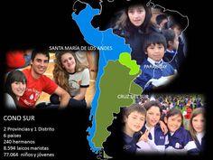 Misión Marista en el mundo, via YouTube.