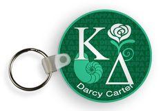 Kappa Delta Custom Mascot Keychains GreekGear.com