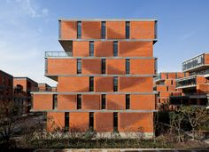 Galería - Campus de Arte Songjiang / Archi-Union Architects - 13