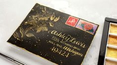 Monthly Mail Art – STAMPtember® Exclusive Stamps from Altenew – kwernerdesign blog