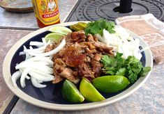 Easy Duck Carnitas recipe and a giveaway of Maple Leaf Farms duck products