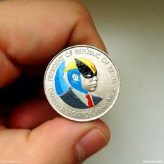 Childhood Memories On Coins | ideaing