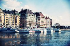 Stockholm Kaj by Iwona Wisniewska, via 500px