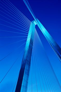 Ravenel Bridge, Charleston, S. Carolina
