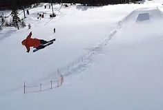 Huge Jump First Try, Sickest Crash In History