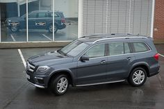 2012 Mercedes-Benz GL 350