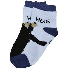 Bear Hug Infant Socks