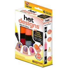 As Seen On TV Hot Designs Glitz and Glam $9.88 WALMART