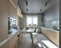 Minimalist design apartment in Kiev Interiordesignshome.com