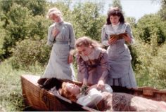 Anne of Green Gables, The Lady of Shalott/ My favorite scene!