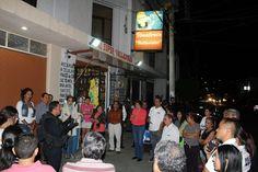 Personal de la Secretaría de Servicios Públicos del Ayuntamiento de Morelia acudió a esta zona habitacional, donde escuchó las solicitudes de los vecinos – Morelia, Michoacán, 06 de abril de ...