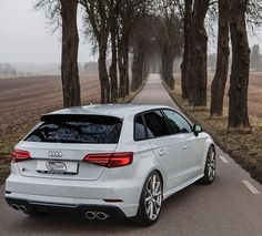 Audi S3 Face Lift - @auditography _________________________________________________________ #audi #s3 #sportback #s3sportback #sline #luxury #german #carlifestyle #audis3 #a3 #caroftheday #photooftheday #cars #autos #carporn #instagood #carlifestyle #tractiontuestday #rs3 #photography #audimalmo #sweden #audia3 #swag #love #amazing #beautiful #audioutdoors #fastcarheaven