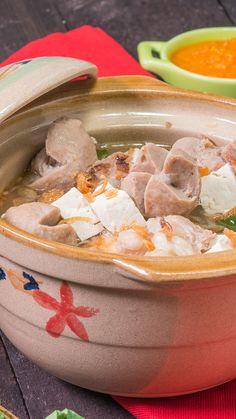 Sup praktis dengan isian yang nikmat untuk kamu yang ingin belajar masak. Asian Desserts, Asian Recipes, Mexican Food Recipes, Easy Cooking, Cooking Recipes, Ramadan Recipes, Diy Food, No Cook Meals, Food Videos