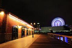 神戸ハーバーランド 神戸夜景