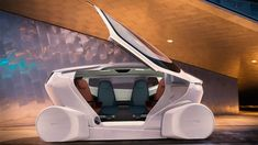 NEVS (Saab Successor) Unveils InMotion Autonomous People Pod