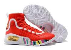 1a6ca2d6a47a Under Armour Curry 4 Chinese New Year CNY Rouge Curry Basketball