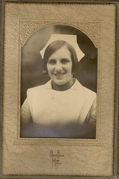 Nurse, 1920's