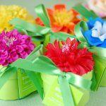 Mini Bloembox Flower Seeds for favors Seed Wedding Favors, Unique Wedding Favors, Wedding Boxes, Wedding Decor, Wedding Stuff, Wedding Ideas, Flower Seeds, Flower Pots, Bridal Shower Favors