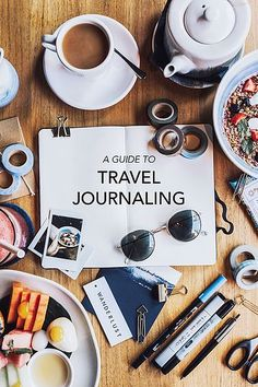 An Easy Guide To Travel Journaling (I tried it and I love it!)