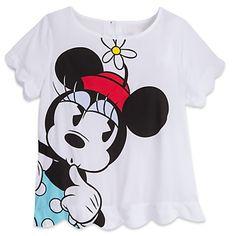 Minnie Mouse Fashion Tee for Women | Disney Store