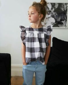 Clothes For Kids Girls Summer Cute Outfits 28 Ideas Kids Fashion Boy, Little Girl Fashion, Outfits Niños, Zara Kids, Kids Outfits Girls, Summer Girls, Summer Fun, Sewing For Kids, Look Fashion