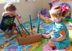 Toddler Fine Motor Activity