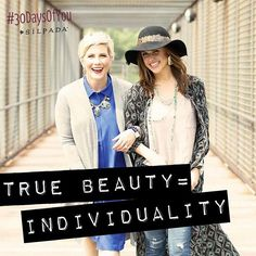 """silpadadesigns: """"""""We find true beauty in people who are authentic and confident in their individuality. There's nothing more stunning than a woman that is proud of who she is—someone who owns her distinct style. So, push your boundaries, take risks, and have a blast!"""" #BeConfident #30DaysofYou ~ K & R (Psst: Head to Facebook.com/SilpadaDesigns for the chance to #WIN free jewels coming soon!)"""""""