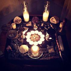 Altars: new year ritual                                                                                                                                                      More