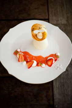 Indulgence……… It's the only way to describe this dessert. Delicious, sweet, textural bliss. If your looking for a dessert that can be completely pre prepared but will totall…