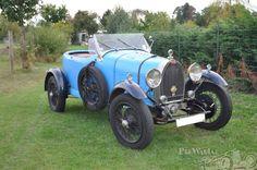 Bugatti Type 40 Grand Sport 1928
