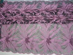 French Net Lace African Lace Fabric-4