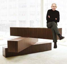 Móveis futuristas de Rem Koolhaas para Knoll | arktalk
