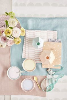 Make the most of your home with decorating inspiration, tips and advice from House Beautiful. Pantone Colours, Printed Cushions, Year 2016, Color Of The Year, Geometric Shapes, Rose Quartz, Color Combos, Pastels, Beautiful Homes
