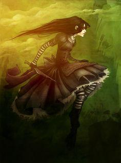 Le fatras folklorique: Alice Madness Returns