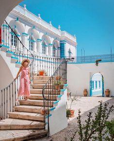 """@bestportugalhotels_ hat etwas auf seinem/ihrem Instagram-Profil gepostet: """"Who: @hoteldemoura • What: Superior Hotel • Where: Moura, Portugal • How: from 40€/night 📸…"""" Superior Hotel, Hotels Portugal, Stairs, Hat, Posts, Night, Instagram, Blog, Home Decor"""