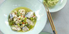 Makreel in limoensap Met avocado | ELLE Eten