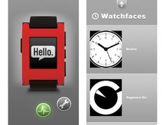 Pebble smartwatch watchfaces