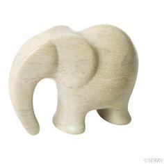 Simple..... Soapstone Elephant