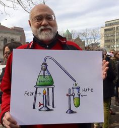 Science March Poster Ideas