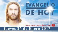 Evangelio de Hoy Jueves 26 de Enero 2017 El que tenga oídos para oír, qu...